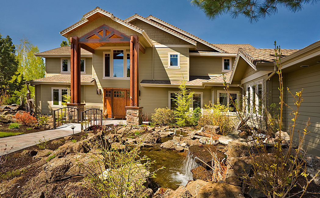 Project Photo - Burnham Building Company - Custom Home Builder & General Contractor - Bend, Oregon
