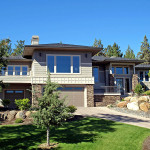 Exterior Project Photo - Burnham Building Company - Custom Home Builder & General Contractor - Bend, Oregon