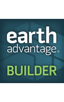 Earth Advantage - Builder Badge