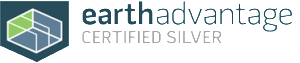 Earth Advantage - Certified Silver